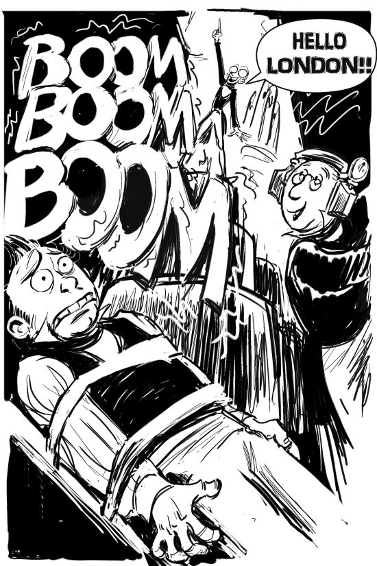 Lovelace and Babbage vs The Organist, Part 9 | My Blog