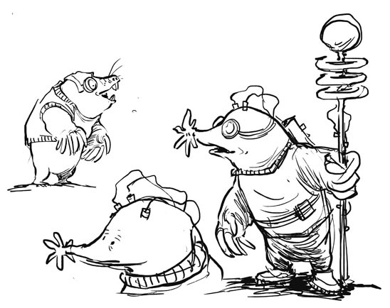 Pin mole day 2003 on pinterest for Mole day coloring pages