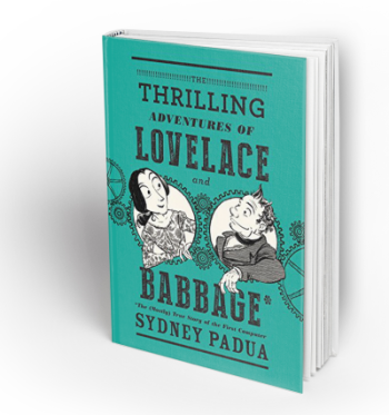 Lovelace and Babbage mockup