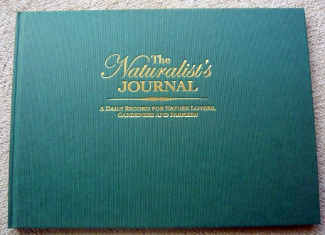 naturalists journal cover